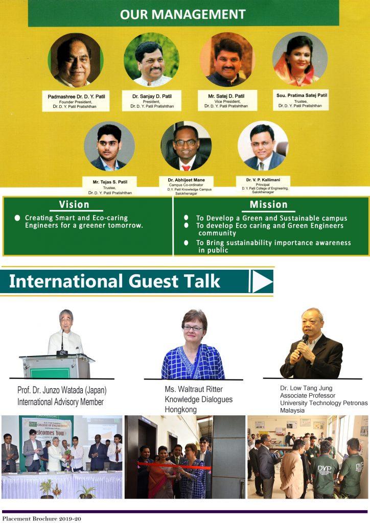 International Guest Talk Series